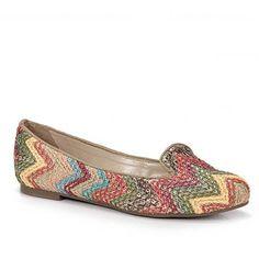 Sapato Slipper Feminino Brasileñas 8435119N - Color
