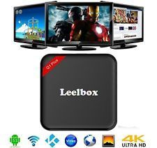 Fully Loaded Leelbox Android TV Box Full Browsing Wifi digital media Jailbroken