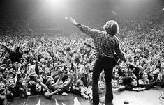 I'm thankful for John Fogerty , the former lead singer of Creedence Clearwater Revival. Creedence Clearwater Revival, Kinds Of Music, Music Is Life, John Fogerty, Pose, Janis Joplin, Greatest Songs, Christen, Great Bands