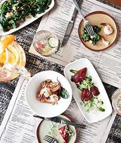 Best Tapas Restaurants in the U.S.: Cúrate, Asheville NC