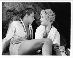 A Summer Place (1959) Troy Donahue, Sandra Dee, Movie Couples, Romantic Movies, Classic Movies, Hollywood Actresses, Classic Hollywood, Childhood Memories, Movie Stars