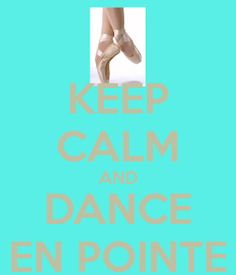 I have danced on pointe and gleaned balance cannot be forced, it is dependent on keeping calm, steady and ready.