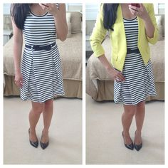 Summer Work Outfits 7 by Stylish Petite, via Flickr