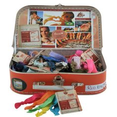 Rio_suitcase_orange_with_tag. you shop, we donate ! Support streetchildren in Rio