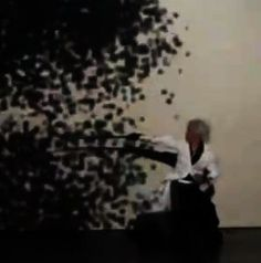 This is Amazing: Sword Dance and Shadowgraph