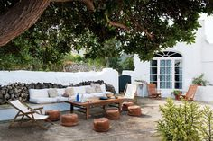 Home Tour: A Colourful House In Menorca, Spain