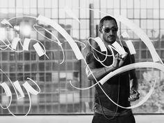 Paul Antonio transforms glass into his canvas