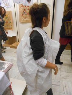"""""""Laboratoriando""""! Moda&Fantasia - laboratorio artistico per bambini - Boutique Anna Meglio"""