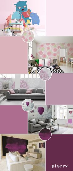 Purple Wine Self-Adhesive Wall Murals ✓ Eco-Friendly ✓ Online Configuration ✓ We will help you choose a pattern!