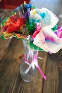 Prairie Mother: Marker Monday - Coffee Filter Flowers