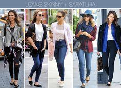 Post sobre o estilo casual, despojado e moderno de Jessica Alba, uma das atrizes mais estilosas de Holywood!