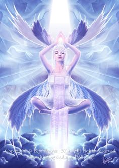 Image result for crystal meditation fantasy art