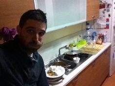 #Formacionsyo = cocina patas arriba. Solución: mañana contratamos a una asistenta! #estoyenel2 #accionmasiva #estefaniaysergio