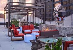 The Top 12 Rooftop Bars in Chicago | Chicago magazine | Dish May 2013