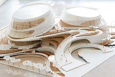 Want to spread your masterpiece? Use hashtag and tag in your post. Architecture Model Making, Architecture Concept Drawings, Organic Architecture, Futuristic Architecture, Amazing Architecture, Landscape Architecture, Architecture Design, Arch Model, Building Design