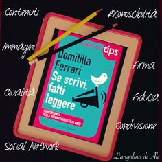 Se scrivi, fatti leggere di Domitilla Ferrari #blogger #bloggerlife #scrivere #sperling # libro #ebook #strategie #marketing