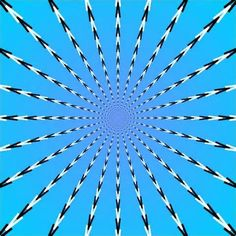 Moving illusion