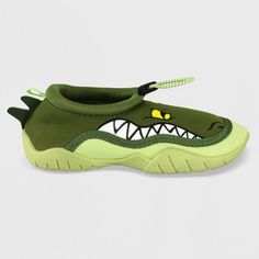 8bab689cddc8 Toddler Boys  Boys Body Glove Croc Water Shoes - Croc Green 6