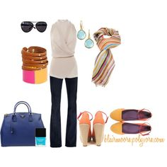 accessorizing a blank canvas! #fashion #summer #outfit