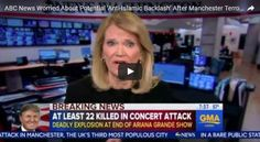 """VIDEO: ABC News Frets Over Potential """"Anti-Islamic Backlash"""" After Manchester Terror Attack…"""