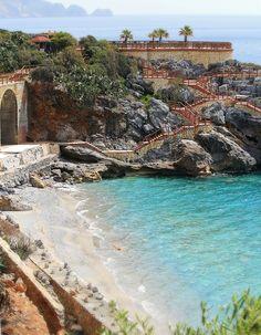 Ulas Beach, alanya, Antalya, Turkey
