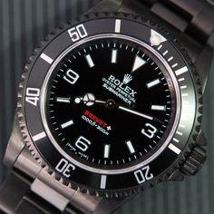 Fancy - Rolex Submariner 3 6 9 Explorer Dial DLC by BREVET+