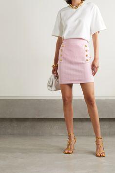 Details about  /Michelle Williams Mini Size Cutout White Skirt