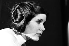 Carrie Fisher as Princess Leia from Star Wars Carrie Fisher, Mark Hamill, Star Wars Characters, Star Wars Episodes, Female Characters, Meryl Streep, Star Wars Episodio Iv, Princesa Leia, Leia Star Wars