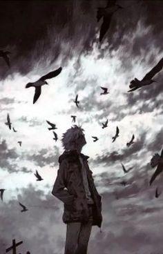 #wattpad #fantasia Tal conto retrata um pouco da historia sobre Liber, um jovem garoto que possui vários ministérios sobre sua historia e principalmente sobre seus poderes, nascido de uma relação entre um Demônio com uma Anjo. Agora ele vive no mundo dos mortais com o principal motivo de fugir de seus pesadelos que o...
