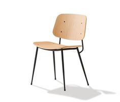 The Søborg Chair von Fredericia Furniture auf Architonic! Hier finden Sie Bilder & Informationen sowie Händler, Kontakt- und Anfrageoptionen für..