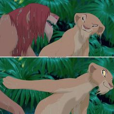 """- The Lion King - ( ͡° ͜ʖ ͡°)"""