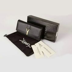 ysl cabas bag - Yves Saint Laurent Wallet comes with:serial numbers, care booklet ...
