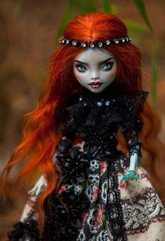 OOAK Monster High doll