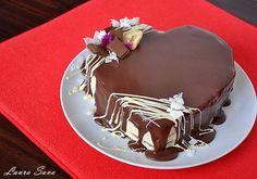 Tort Felia de lapte fara coacere | Retete culinare cu Laura Sava - Cele mai bune retete pentru intreaga familie Cheesecakes, Brownies, Deserts, Food And Drink, Mai, Gluten Free, Pudding, Sweets, Sweet Dreams