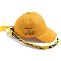 Vmade Cap[Yellow /Y Ver.]