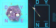 Dyne es un estudio especializado en el broadcasting, motion graphics y artes 3D para distintos medios, que nace de la alianza de dos diseñadores venezolanos radicados en Santiago - Chile: Carlos Roberto González y Carlos Dordelly, ambos con experiencia pr…