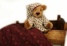 Come-to-bed bear!