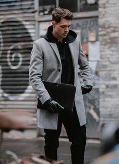 Pour le look de l'homme moderne.
