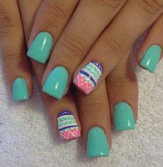 Summer nail colors