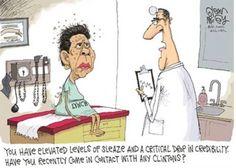 The Clinton disease