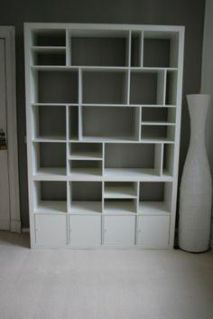 Orginele Ikea expedit Boekenkast