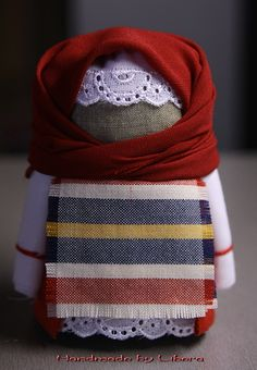 Кукла-зернушка своими руками