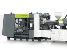 Product design and branding for chinese machinery manufacturer Wintec. Wintec is part of the ENGEL Group, the world's leading supplier for injection molding machines. Interface Design, Cnc, Industrial Machinery, Blow Molding, Tool Design, Design Ideas, Communication Design, Machine Tools, Machine Design
