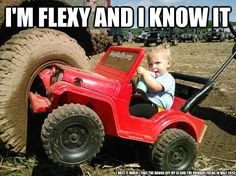 Little Jeep dude!