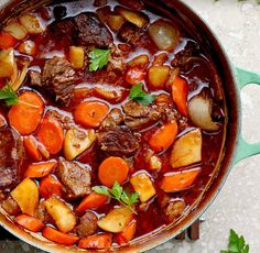 Click Pic for  50 St Patricks Day Food Ideas - Irish Beef Stew | St Patricks Day Recipes