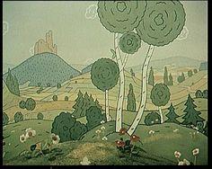 hratky s certem Come Unto Me, The Kingdom Of God, Naive Art, Folk Art, Past, Vibrant, Scene, Illustrations, Artist