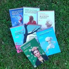 Buongiorno amici lettori! A noi l'offerta #feltrinelli 2x9.90 non è piaciuta proprio! Ne abbiamo approfittato per prendere molti dei libri che avevamo in wishlist da parecchio tempo. E voi quali avete scelto?  #libro #book #bookstagram #books #libri #instabook #reading #leggere #booklover #bookworm #lettura #love #romanzo #bookaddict #libridaleggere #instagood #bookish #bookaholic #bookporn #lovebooks #booklovers #instabooks #picoftheday #libreria #letture #bookstagrammer #instalibri…