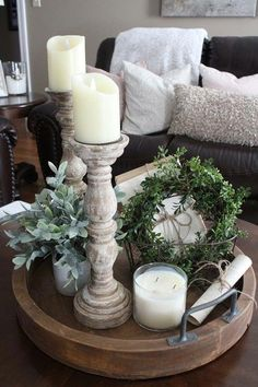 Secrets To Home Decor Ideas Wohnzimmer rustikales Bauernhaus Stil 74 – freehome – Living room Country Farmhouse Decor, French Country Decorating, Rustic Decor, Farmhouse Style, Modern Farmhouse, Farmhouse Ideas, Country Interior, Country Style, My Living Room