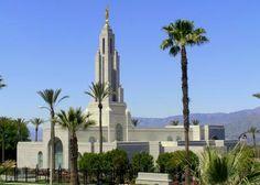 CA Redlands Temple
