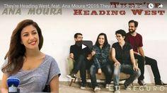 """'Eu seguro' es un tema de Samuel Úria incluido en su álbum """"Grande medo do pequeno mundo"""", en esta ocasión versionada por They're Heading West y Ana Moura."""